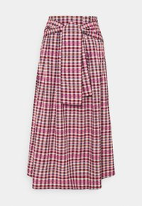 Hofmann Copenhagen - JOSIE - Maxi skirt - rose dust - 0