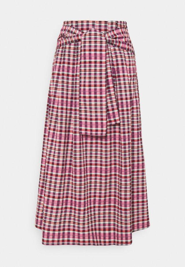 JOSIE - Maxi sukně - rose dust