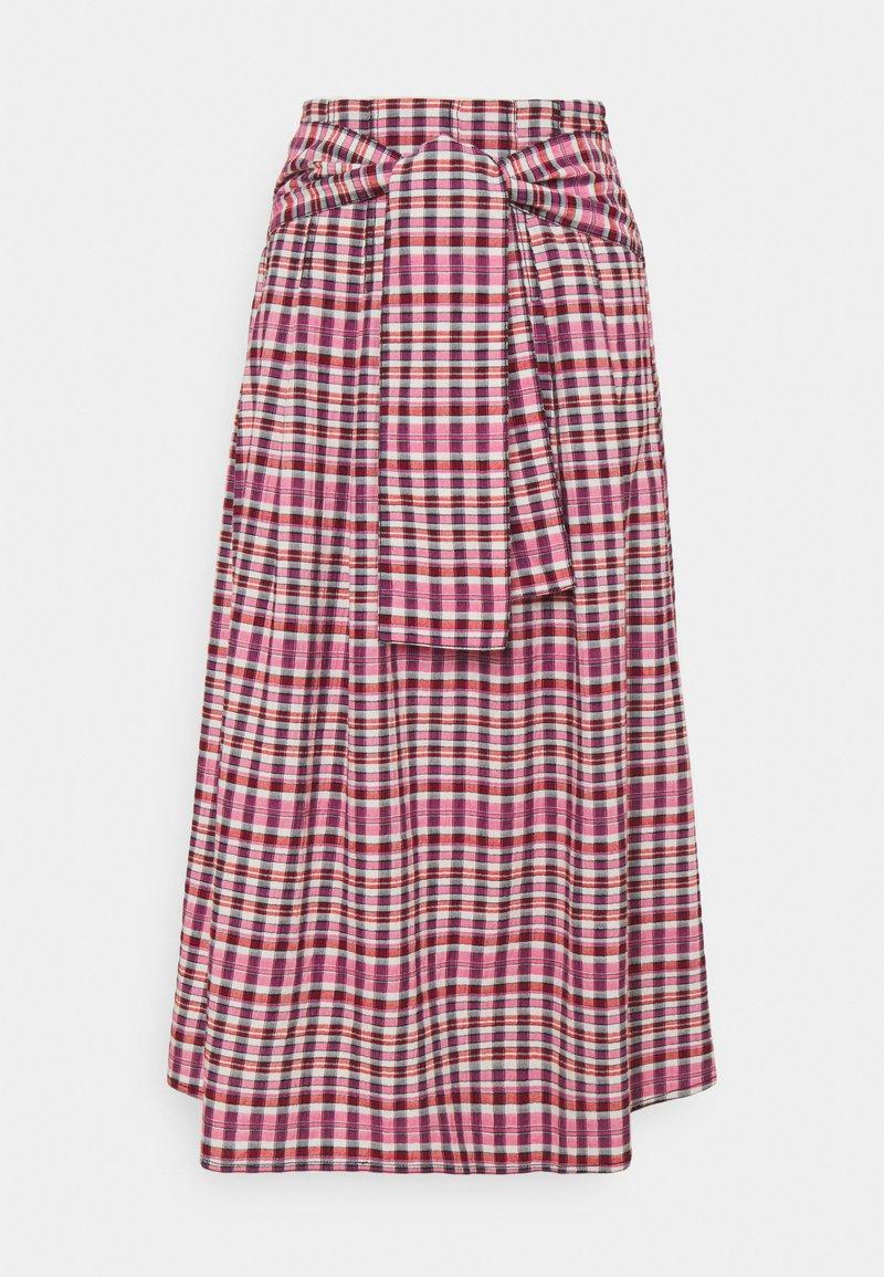 Hofmann Copenhagen - JOSIE - Maxi skirt - rose dust