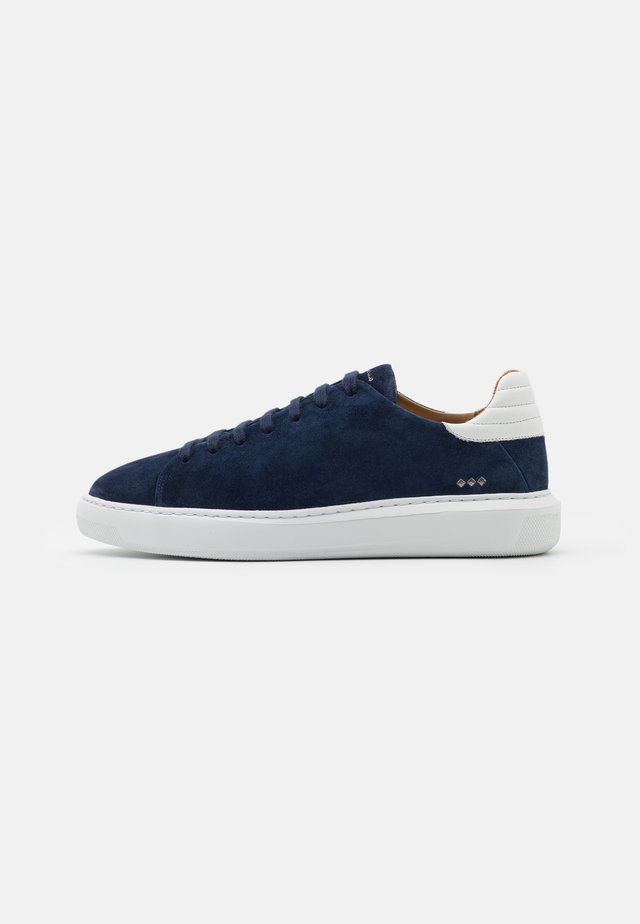 COSMOS DERBY SHOE - Baskets basses - navy