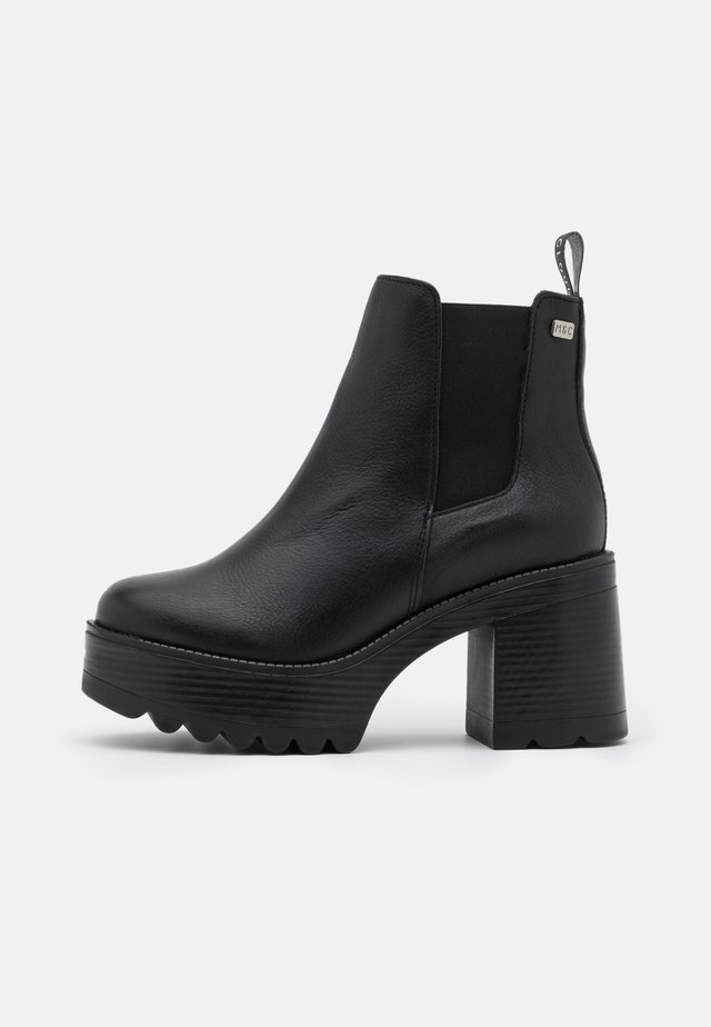 FILK - Bottines à talons hauts - black