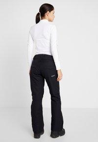 Roxy - BACKYARD  - Pantaloni da neve - true black - 2