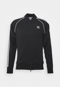 adidas Originals - UNISEX - Veste de survêtement - black/white
