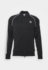 UNISEX - Training jacket - black/white