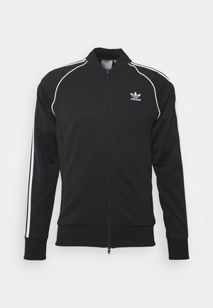 UNISEX - Training jacket - black/white