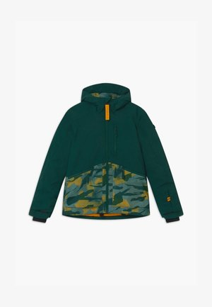 Snowboard jacket - panderosa pine
