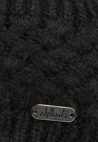 Chillouts - FELICITAS HEADBAND - Ørevarmere - black - 4