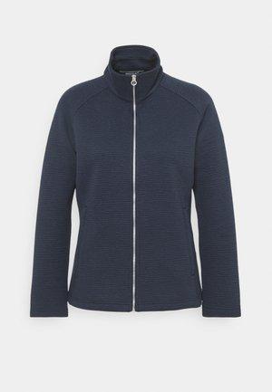 SADIYA - Fleece jacket - navy