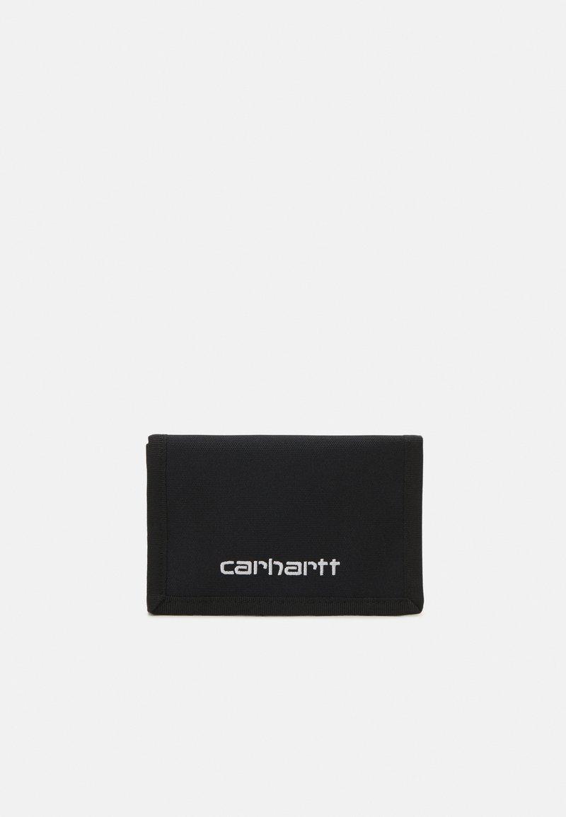 Carhartt WIP - PAYTON WALLET UNISEX - Wallet - black / white