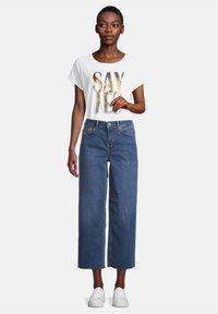 Cartoon - Bootcut jeans - blau - 1