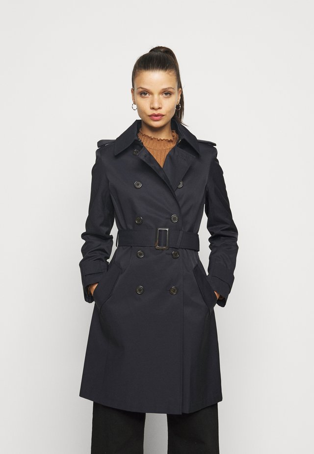 COAT - Trenchcoat - dark navy