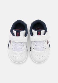 Polo Ralph Lauren - KEELIN  - Baskets basses - white/navy/red - 3