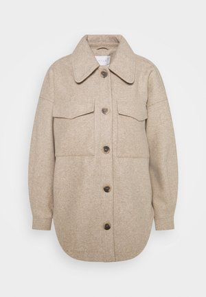 VIANDRA JACKET - Short coat - natural melange