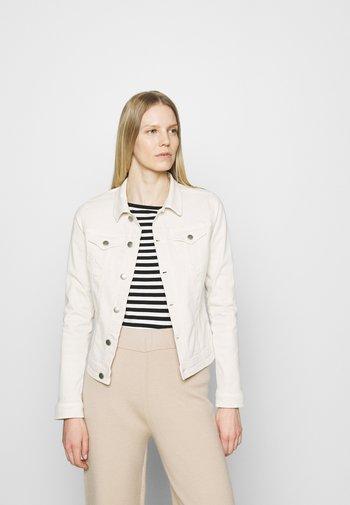 ERNA - Denim jacket - cream