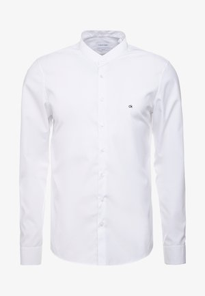 EASY IRON SLIM - Shirt - white