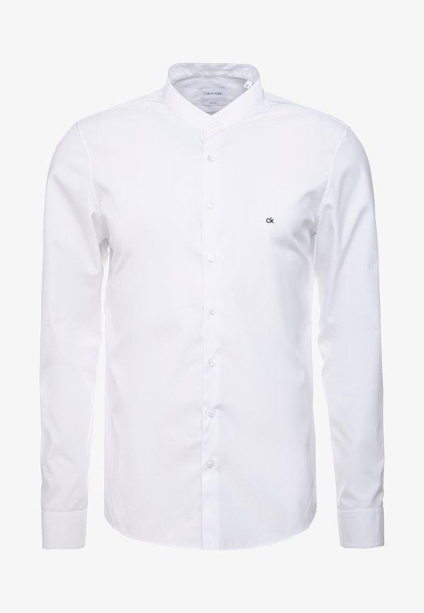 Calvin Klein Tailored EASY IRON SLIM - Koszula - white/biały Odzież Męska ZTJA