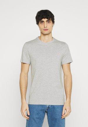 TEE - Jednoduché triko - light heather grey