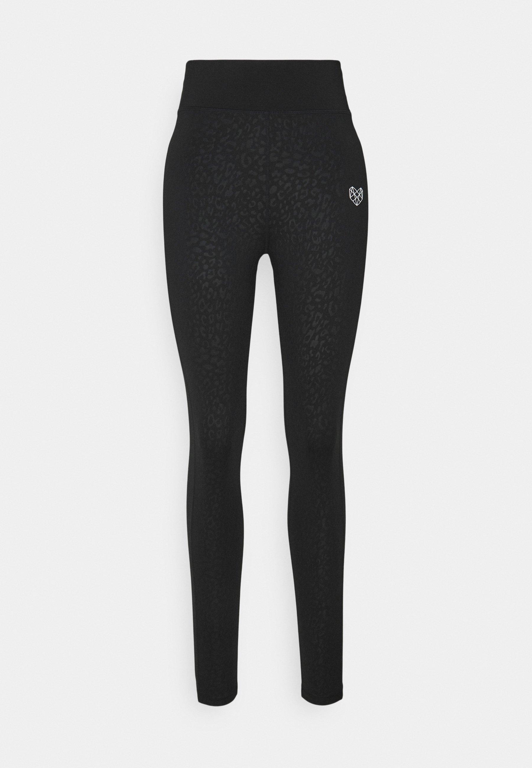 Women BOCA LEOPARD - Leggings