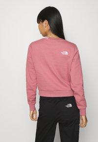 The North Face - ZUMU CREW - Sweatshirt - mesa rose - 2