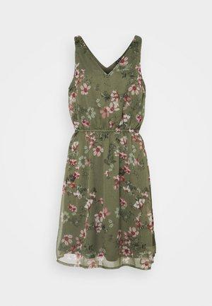 VMWONDA NEW SINGLET SHORT DRESS - Day dress - kalamata