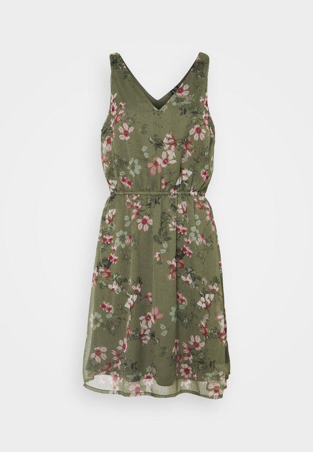 VMWONDA NEW SINGLET SHORT DRESS - Robe d'été - kalamata