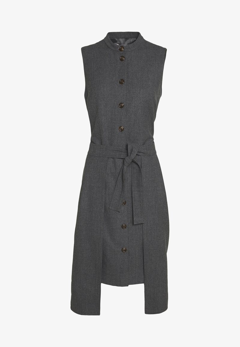 See by Chloé - Abito a camicia - charcoal black