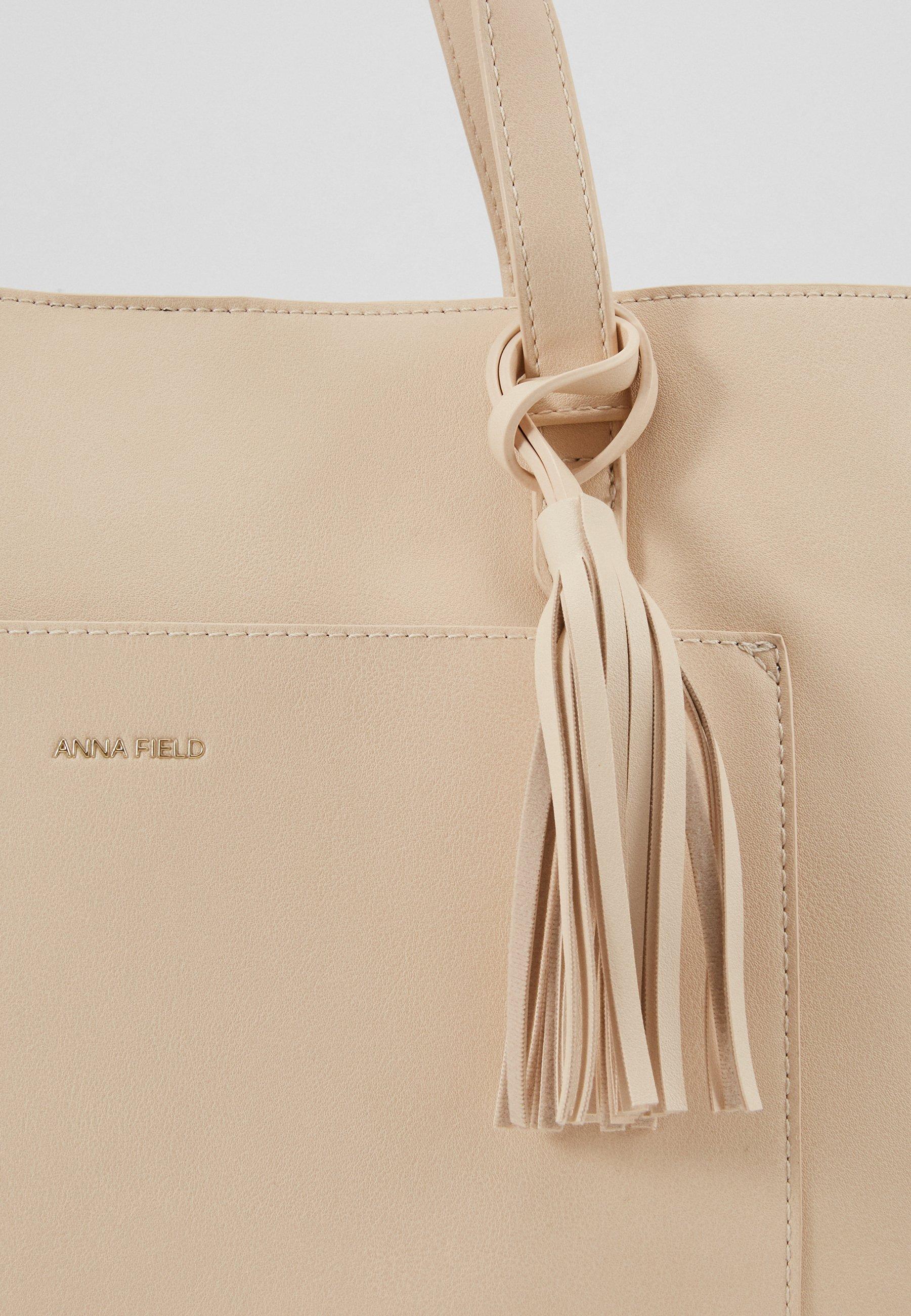 Anna Field Handtasche - Off-white/offwhite