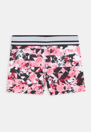 BOY SHORT - Collant - pink/university red