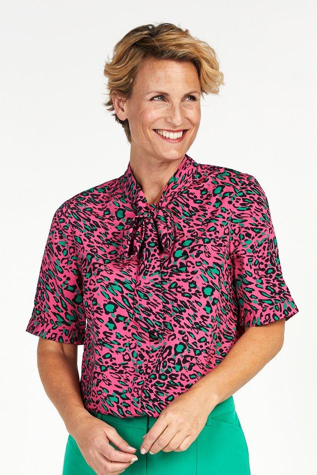 TRINCY - Button-down blouse - pink