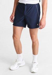 Fila - STEPHAN - Sports shorts - peacoat blue - 2