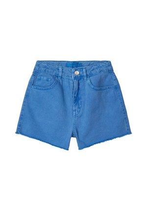 NKFRANDI MOM TWIIZZA CAMP - Denim shorts - marina