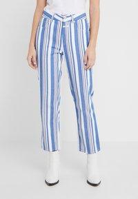 CLOSED - GLORIA - Trousers - bluebird - 0