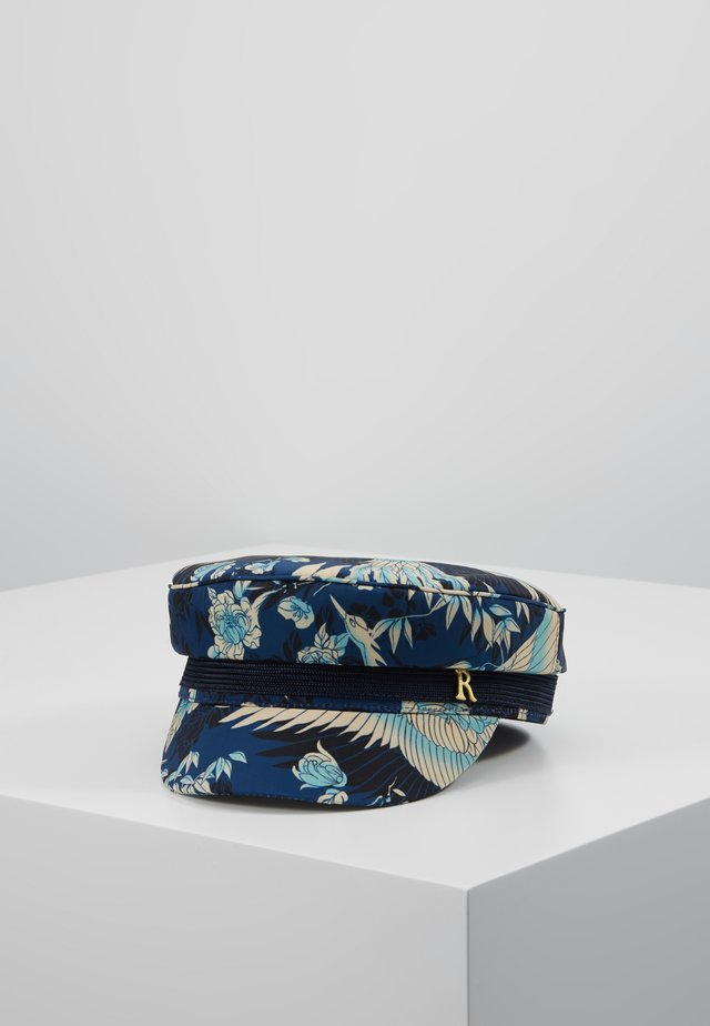 ALL OVER PRINTED CAPTAIN HAT - Lue - multicoloured