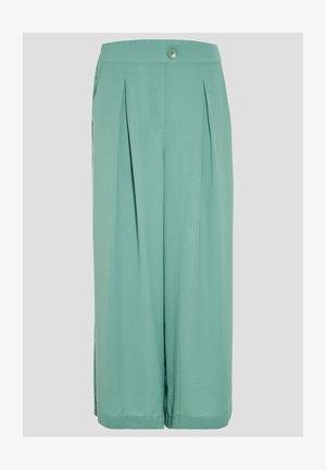 Trousers - vert clair