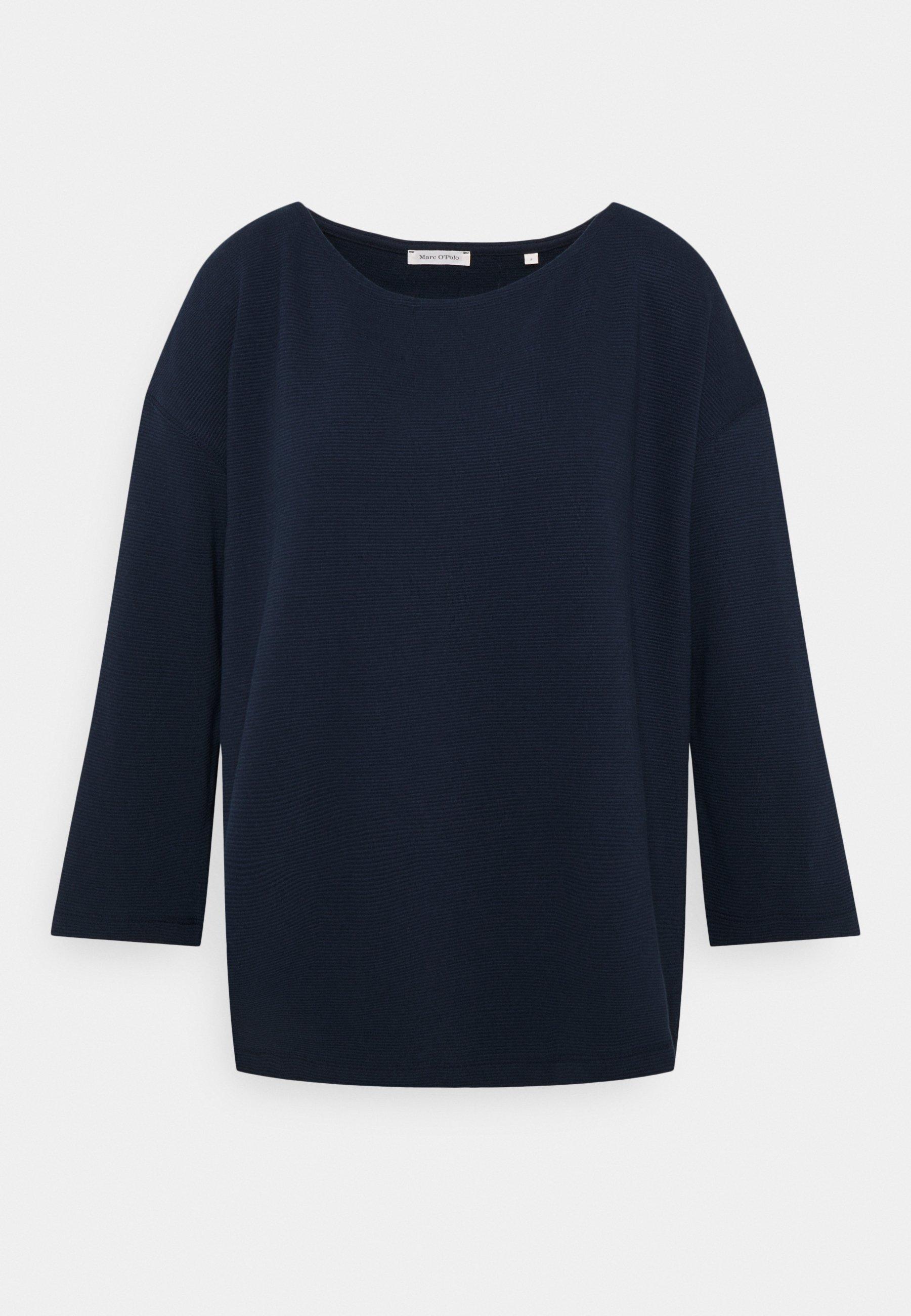 Women BOAT NECK - Long sleeved top
