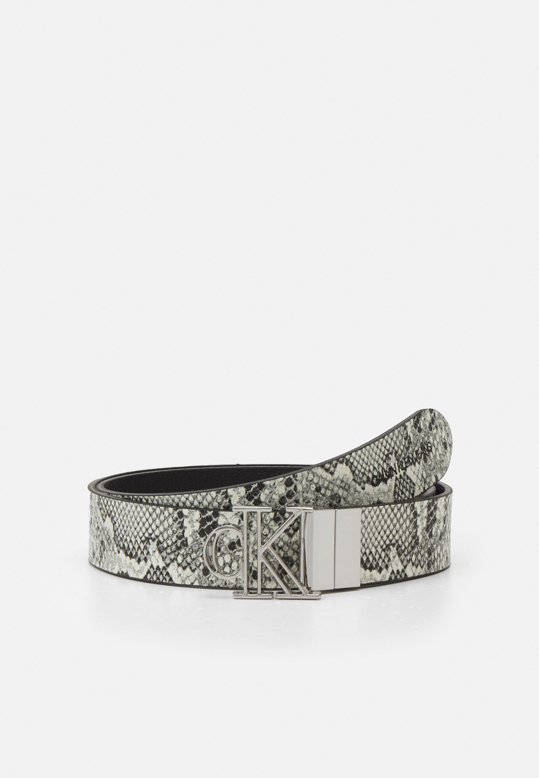 Donna OUTLINE MONO PLAQUE - Cintura