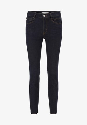 CROP - Jeans Slim Fit - dark blue