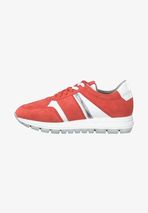 Trainers - fire comb