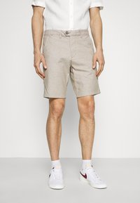Selected Homme - SLHMILES FLEX - Shorts - beige - 0