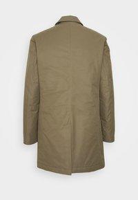 Trussardi - COAT REGULAR FIT - Classic coat - caribou - 1