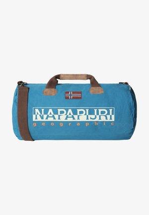 BERING  - Weekend bag - mottled blue