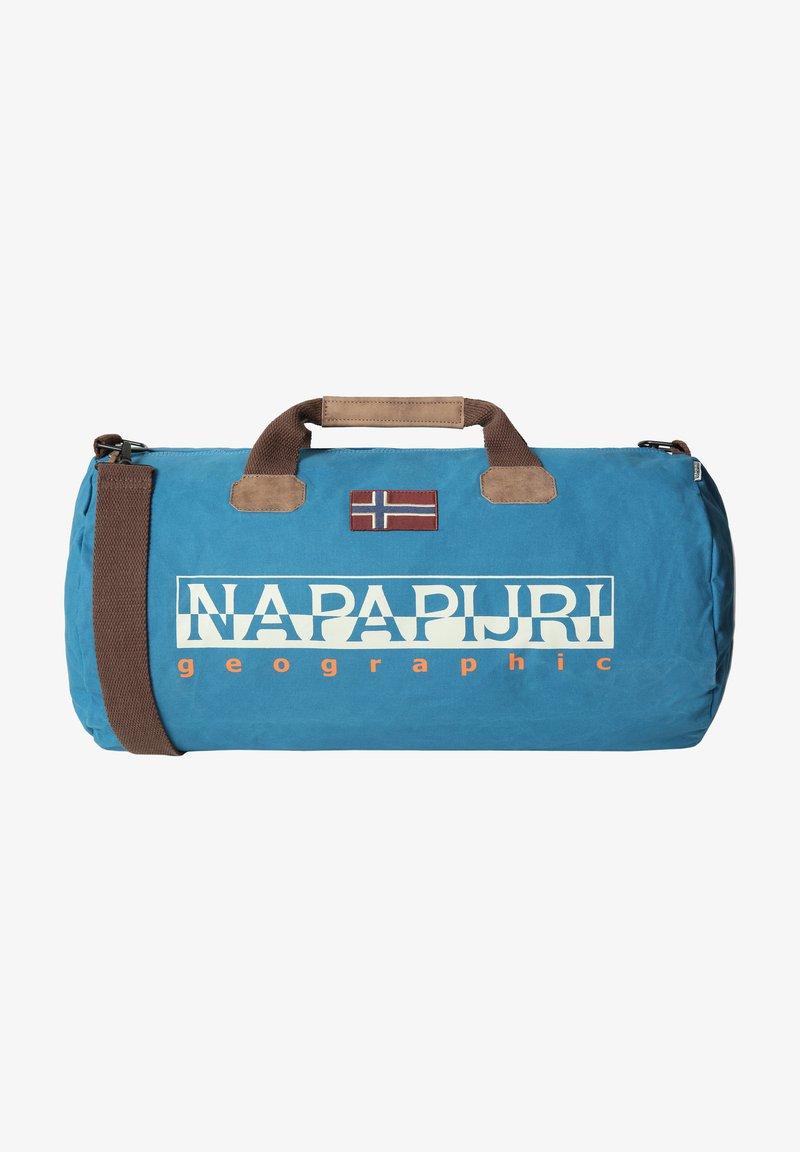 Napapijri - BERING  - Sac week-end - mottled blue