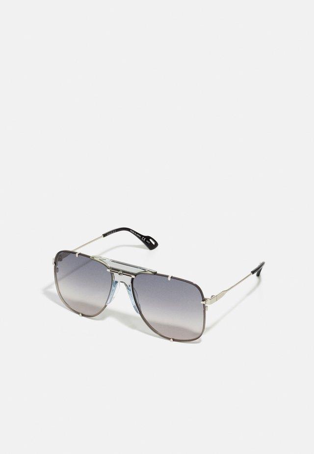 Okulary przeciwsłoneczne - silver-coloured/grey