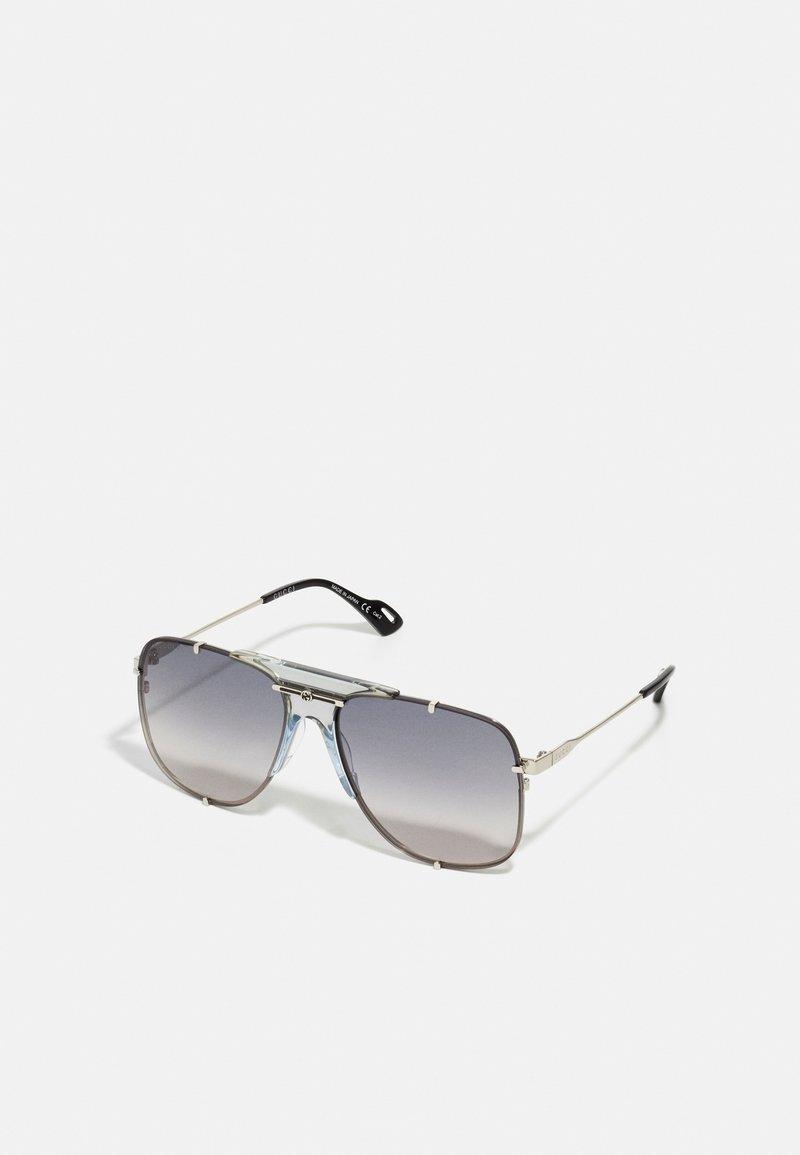 Gucci - Sunglasses - silver-coloured/grey
