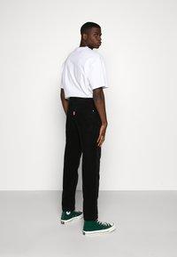 Kickers Classics - CARPENTER TROUSER - Pantalon classique - black - 2