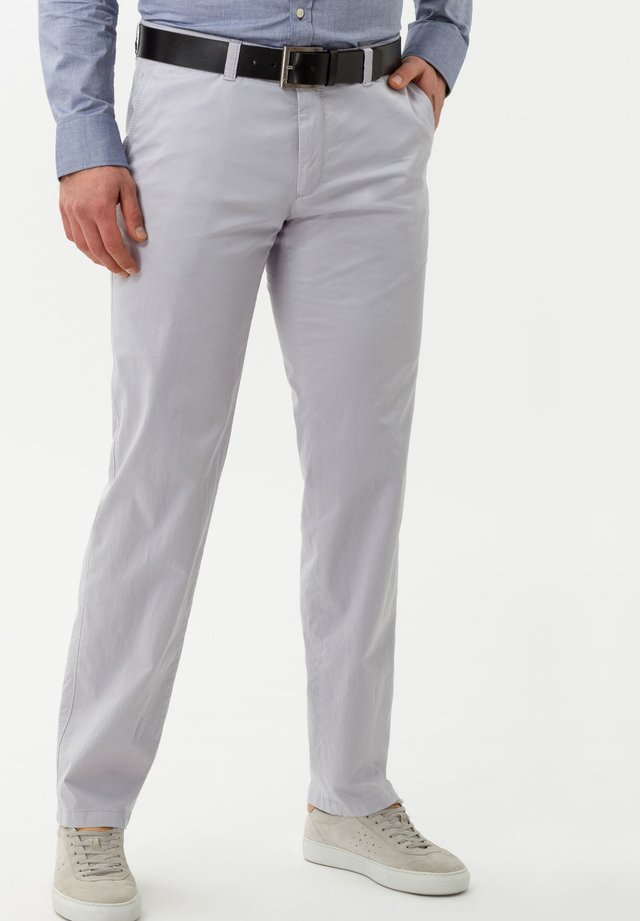 STYLE JIM S - Chino - silver