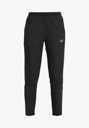 Trainingsbroek - black/reflective silver