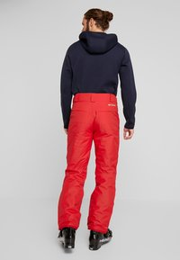 Columbia - BUGABOO PANT - Täckbyxor - mountain red - 2