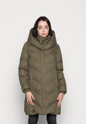 NATALKA - Winter coat - olive