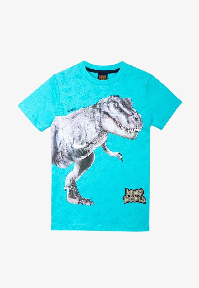 DINO WORLD - Print T-shirt - capri